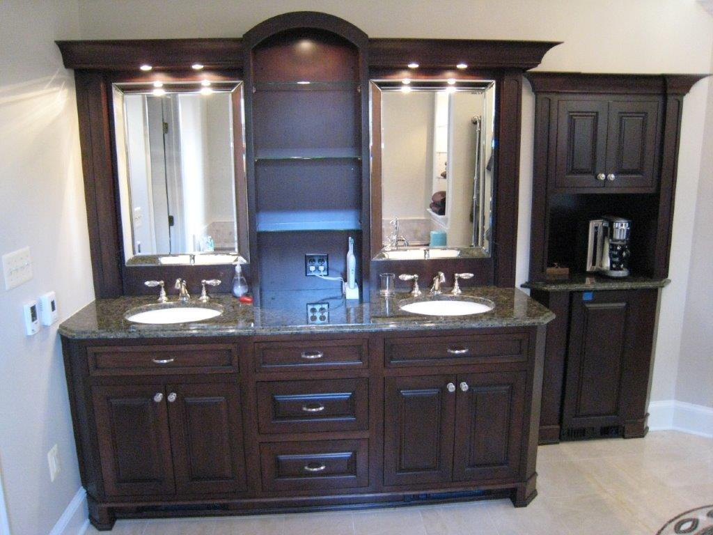 Wenkat Design and Construction Wood Cabinets